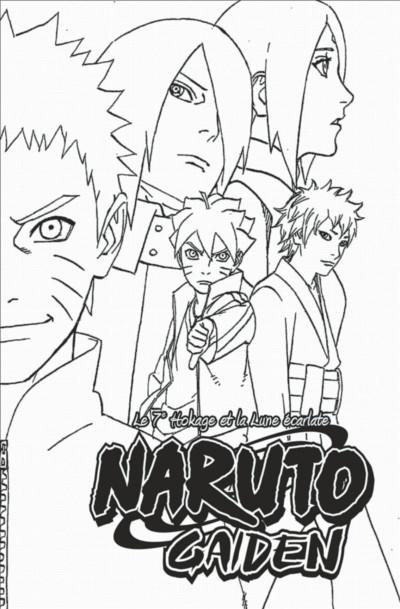 Page 2 Naruto Gaiden - Le 7e hokage et la lune écarlate