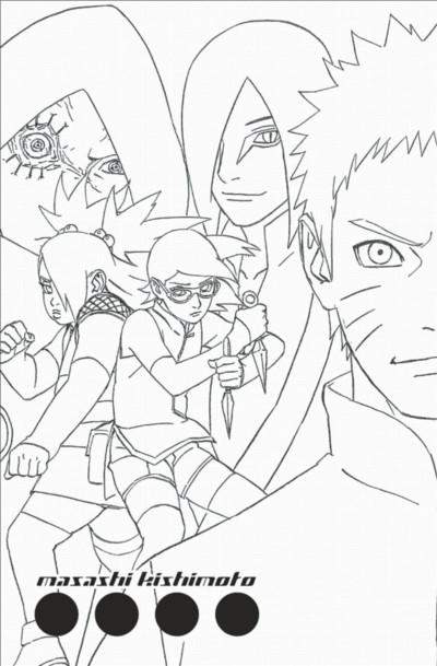 Page 3 Naruto Gaiden - Le 7e hokage et la lune écarlate