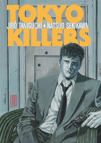 Couverture Tokyo killers