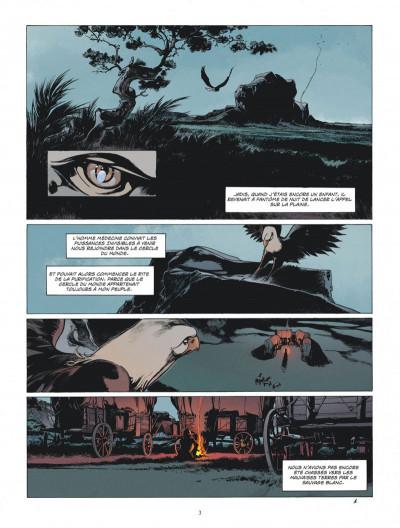 Page 3 L'étoile du désert tome 3