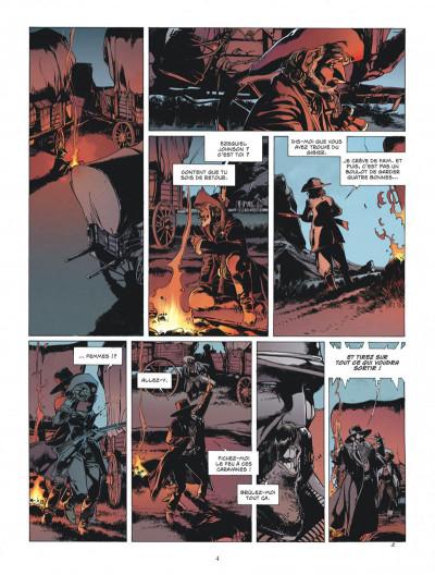 Page 4 L'étoile du désert tome 3