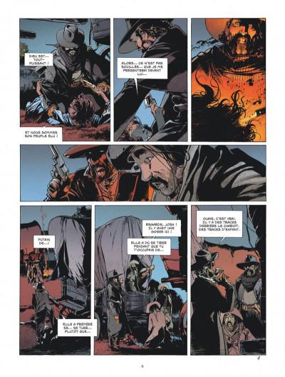 Page 6 L'étoile du désert tome 3