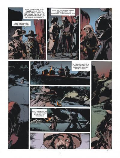 Page 7 L'étoile du désert tome 3