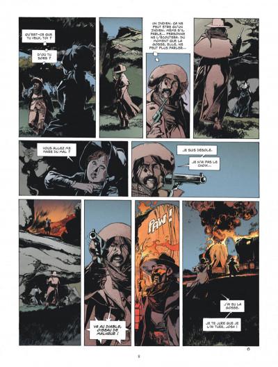 Page 8 L'étoile du désert tome 3