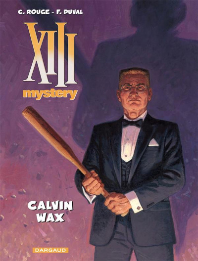 Couverture XIII mystery tome 10