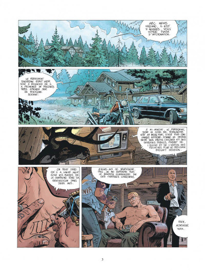Page 3 XIII mystery tome 10