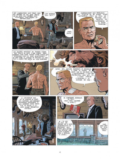 Page 4 XIII mystery tome 10
