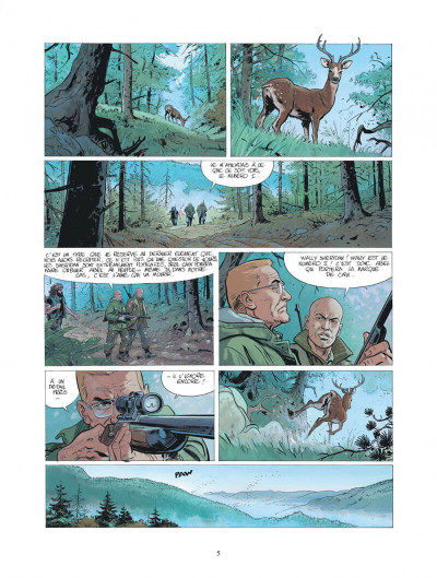 Page 5 XIII mystery tome 10