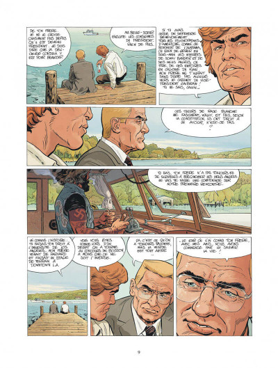 Page 9 XIII mystery tome 10