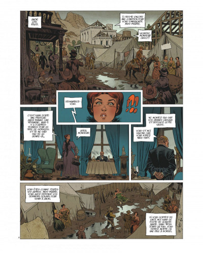 Page 3 Undertaker - édition bibliophile tome 2