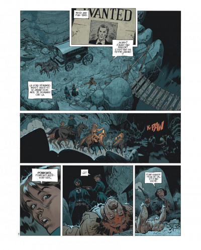 Page 5 Undertaker - édition bibliophile tome 2