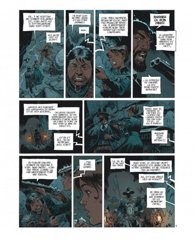Page 6 Undertaker - édition bibliophile tome 2
