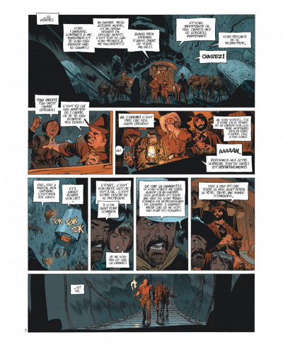Page 7 Undertaker - édition bibliophile tome 2