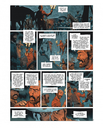Page 8 Undertaker - édition bibliophile tome 2