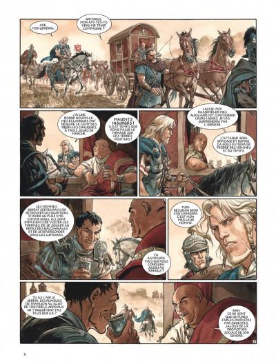 Page 6 Les aigles de Rome tome 5