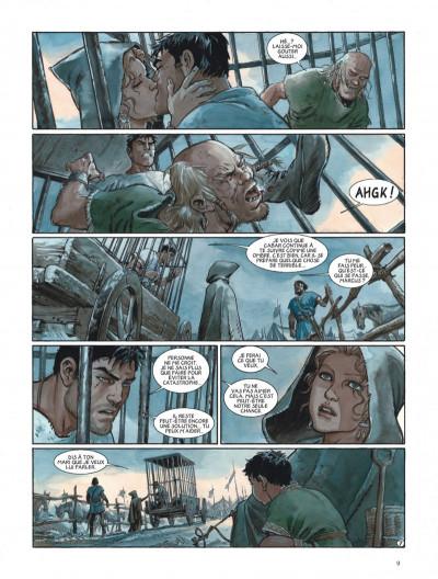 Page 9 Les aigles de Rome tome 5
