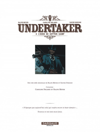 Page 3 Undertaker tome 3