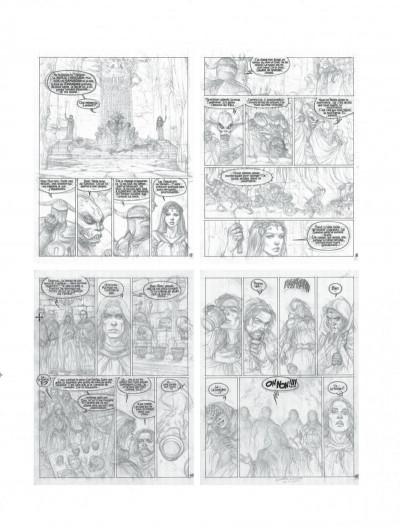 Page 5 Complainte des landes perdues - intégrale tome 2