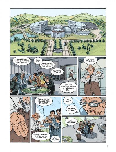 Page 3 Les vieux fourneaux tome 4