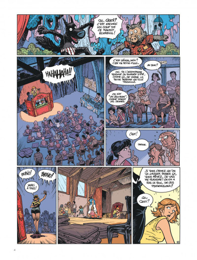 Page 4 Les vieux fourneaux tome 4