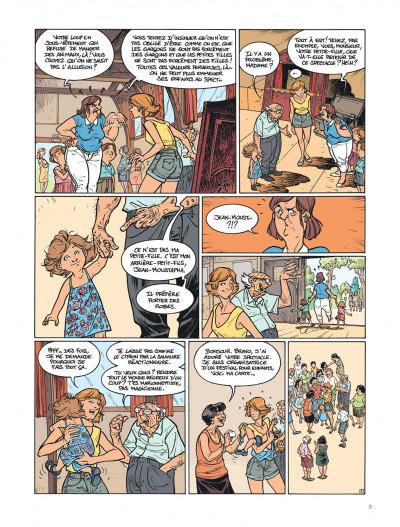 Page 5 Les vieux fourneaux tome 4