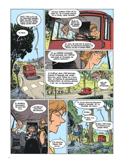 Page 6 Les vieux fourneaux tome 4