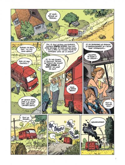 Page 7 Les vieux fourneaux tome 4
