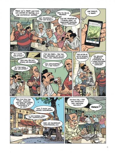 Page 9 Les vieux fourneaux tome 4