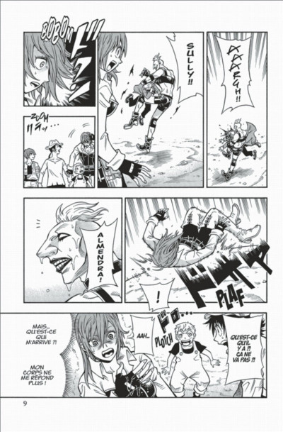 Page 9 Atlantid tome 2
