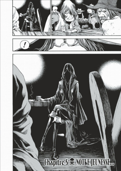 Page 4 Capitaine Albator - Dimension voyage tome 2