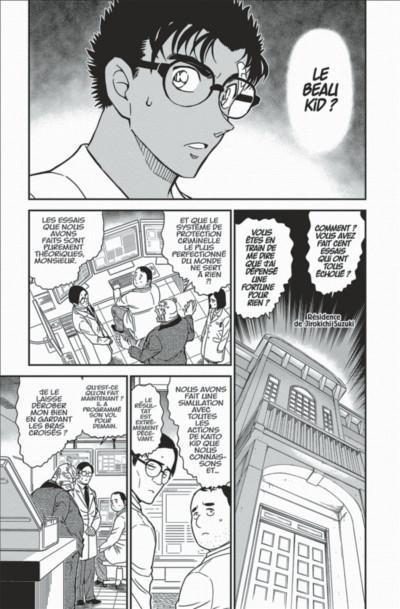 Page 9 Détective Conan tome 82
