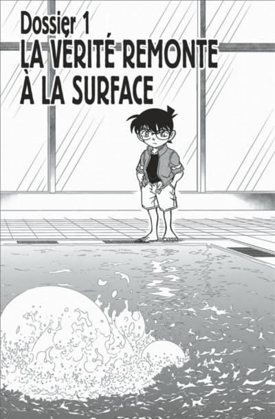 Page 5 Détective Conan tome 86