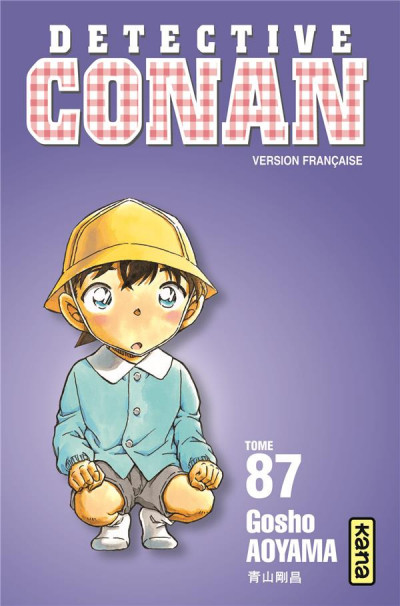 Couverture Détective Conan tome 87