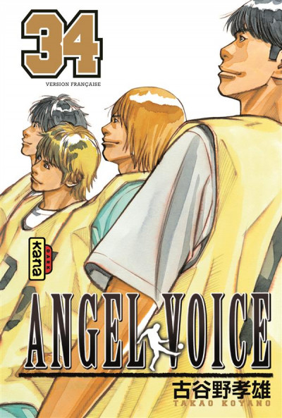 Couverture Angel voice tome 34