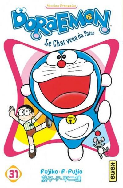 Couverture Doraemon tome 31