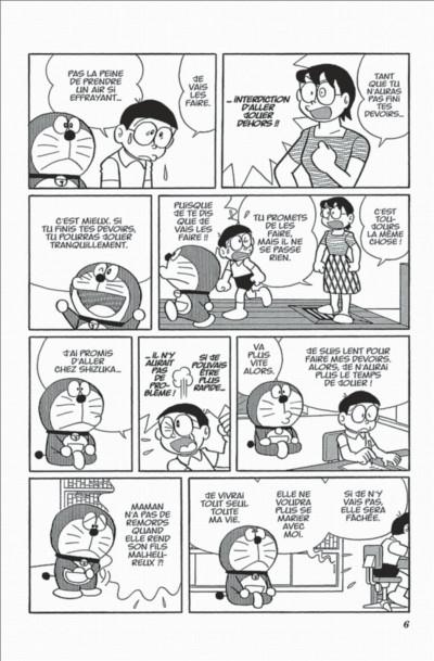Page 6 Doraemon tome 31