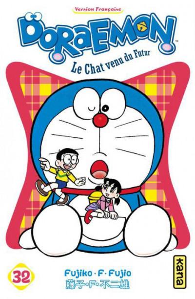 Couverture Doraemon tome 32