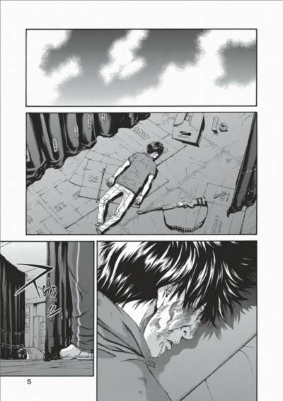 Page 5 Lesson of the evil tome 9