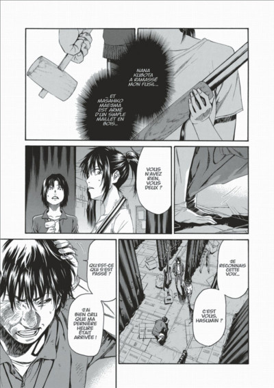 Page 9 Lesson of the evil tome 9