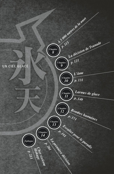 Page 5 Naruto - Le roman de Kakashi