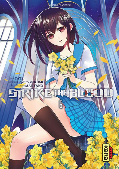 Couverture Strike the blood tome 6