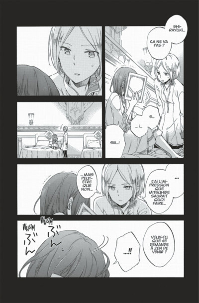 Page 6 Shirayuki aux cheveux rouges tome 13