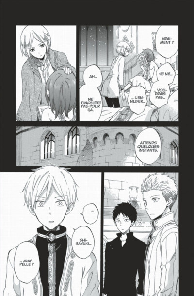 Page 7 Shirayuki aux cheveux rouges tome 13