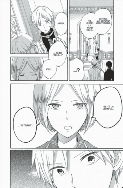 Page 8 Shirayuki aux cheveux rouges tome 13