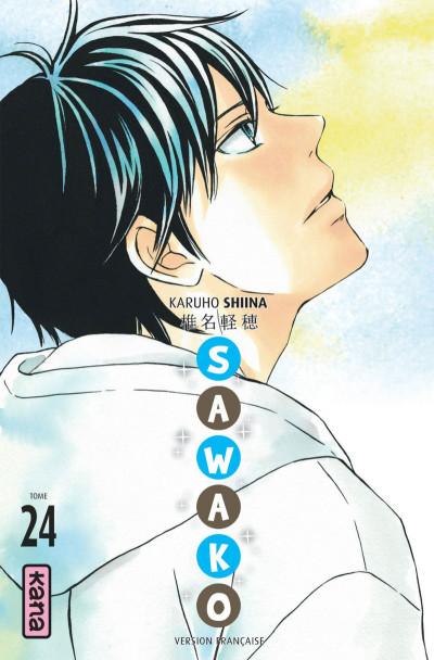 Couverture Sawako tome 24