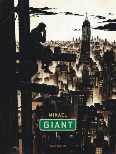 Couverture Giant tome 1
