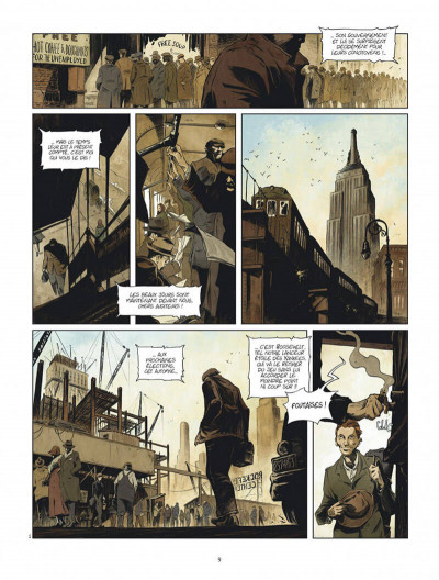 Page 9 Giant tome 1