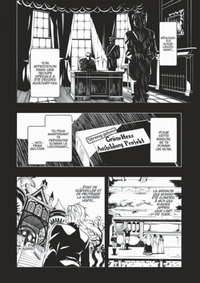Page 6 Black butler tome 22