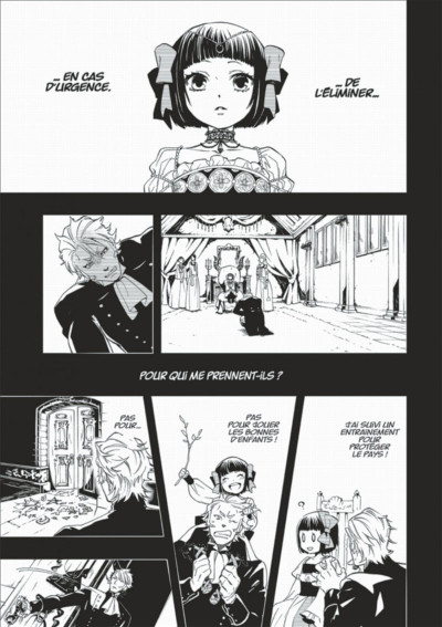 Page 7 Black butler tome 22
