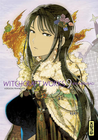 Couverture Witchcraft works tome 9
